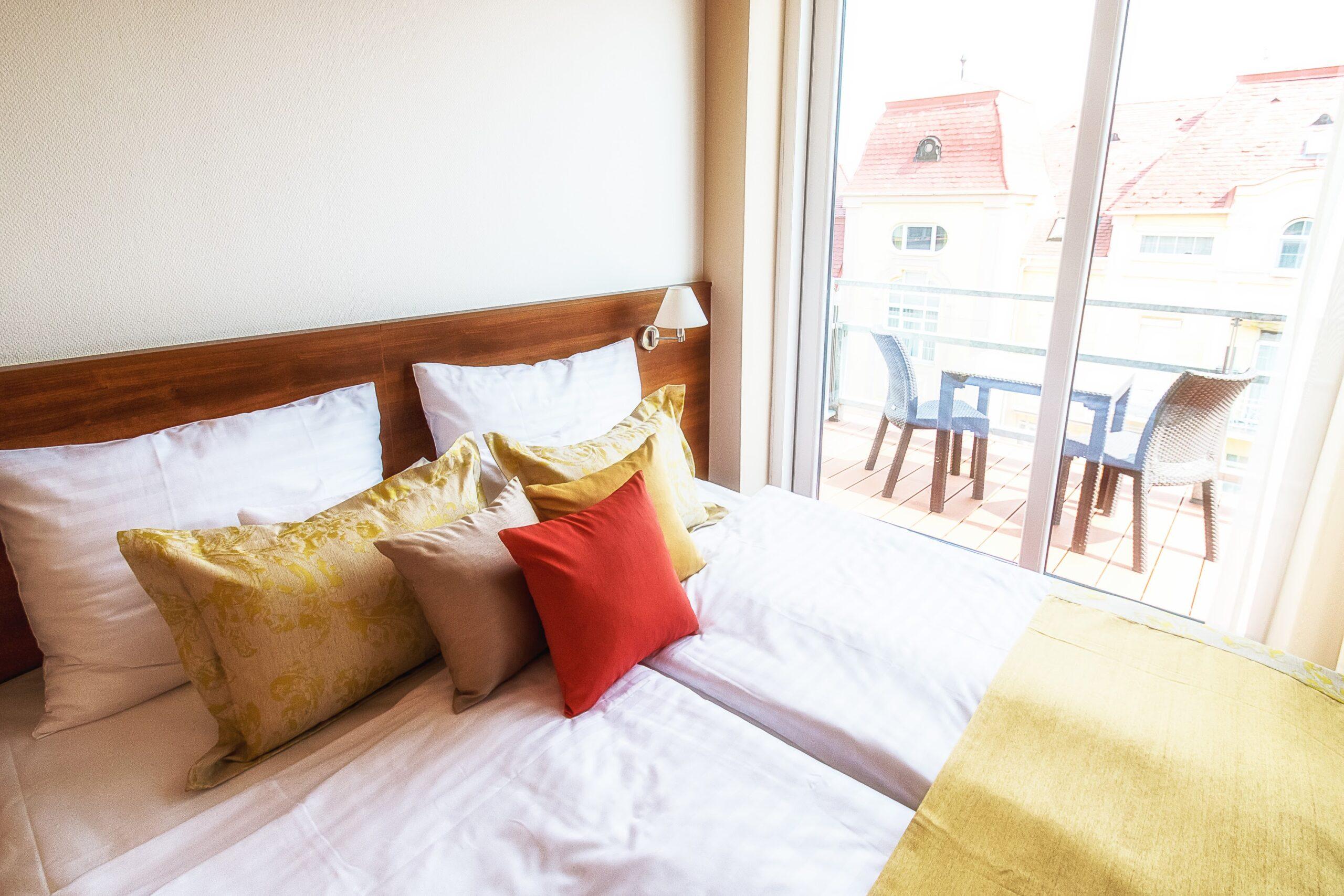 Bonvital Wellness & Gastro Hotel - Executive Room with Terrace