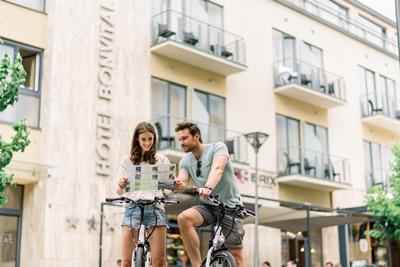 bonvital.hu - bicikli pár