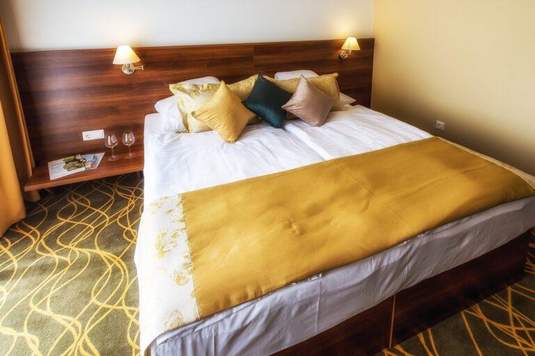Bonvital Wellness & Gastro Hotel - Standard Zimmer